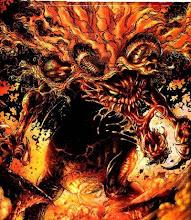 ¡Yo soy Malebolgia, señor del infierno!