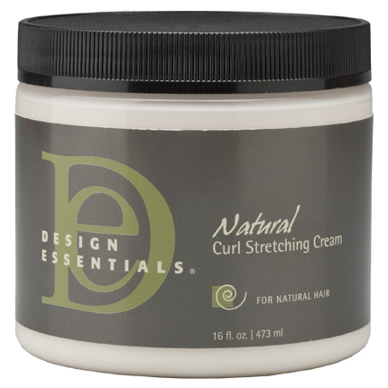 Natural Curl Stretching Cream Review
