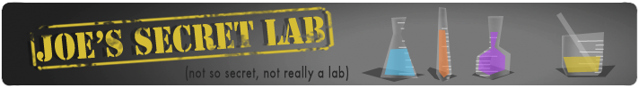 joe's Secret Lab