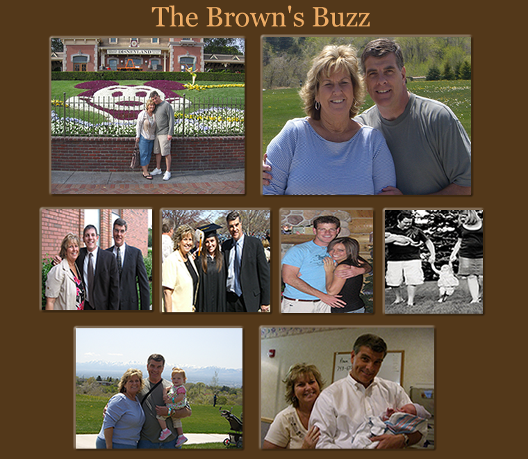 The Brown's Buzz