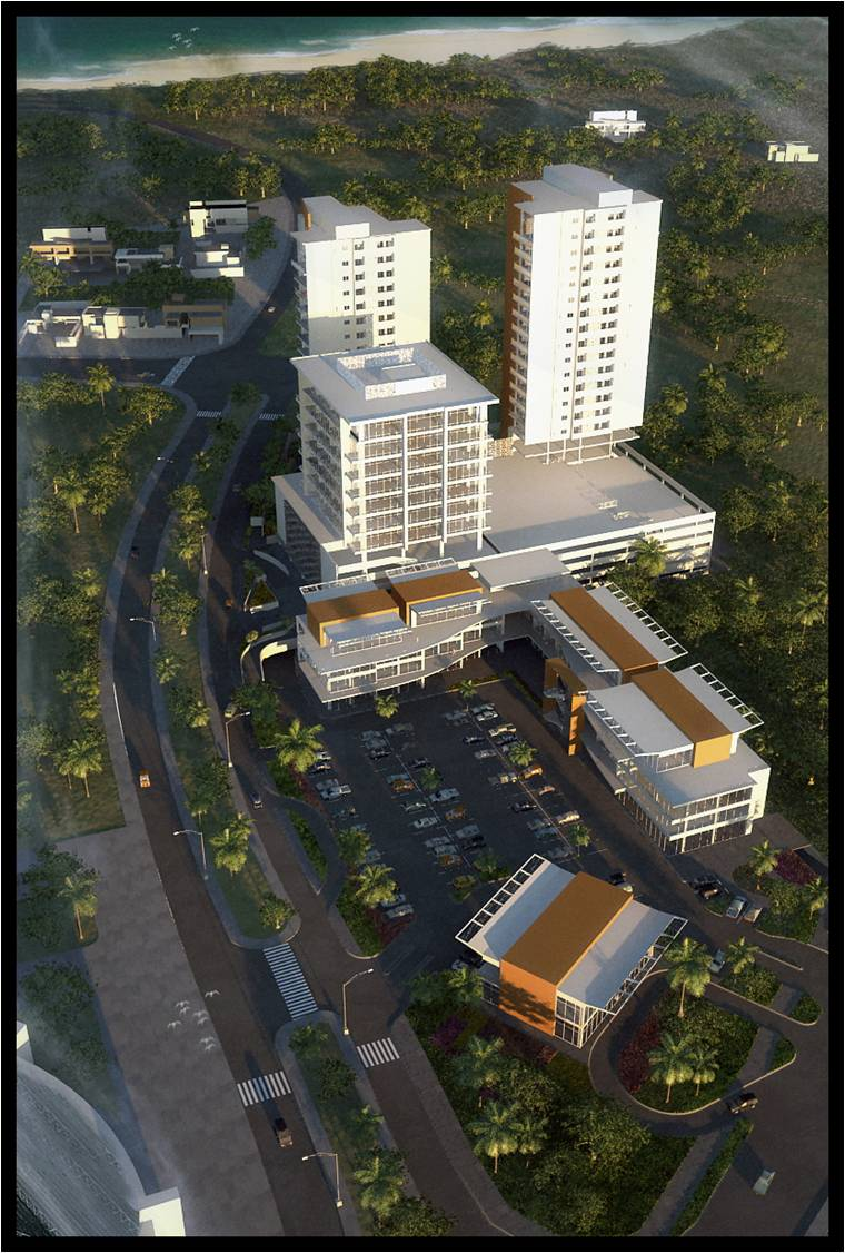 Malecon center cancun for Piso 9 malecon center