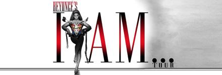 "Beyonce's  ""I AM...Tour"""