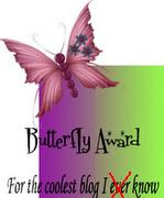 Award:  Butterfly Award