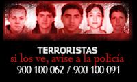 Terroristas de ETA