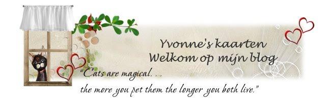 Yvonne's kaarten