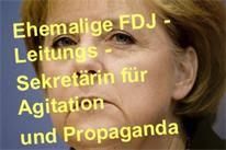Angela Merkel (61) CDU Kanzlerin BRD