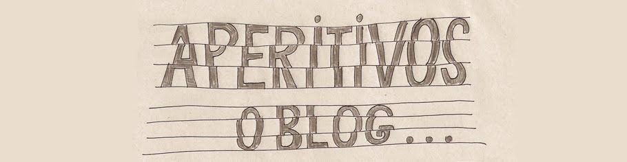 aperitivos o blog