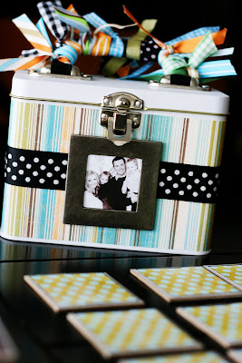 DIY Photo Memory Game | Christmas Gift | Kids Activity | Quiet Bag
