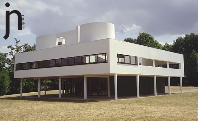 Super Villa Savoye Logbook: October 2009 CI14