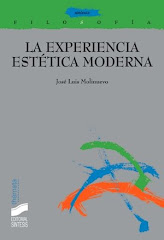 La experiencia estética moderna
