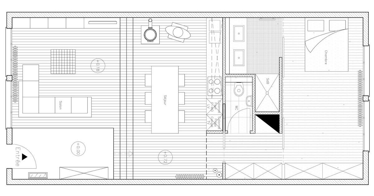 nicolas lozano architecte d 39 int rieur pau 64 transformation d 39 un vieil atelier toulousain. Black Bedroom Furniture Sets. Home Design Ideas