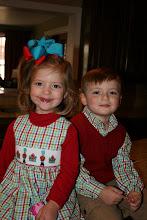 Wyatt (4) Emily June (2)
