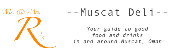 Mr. and Mrs. R's Muscat Deli