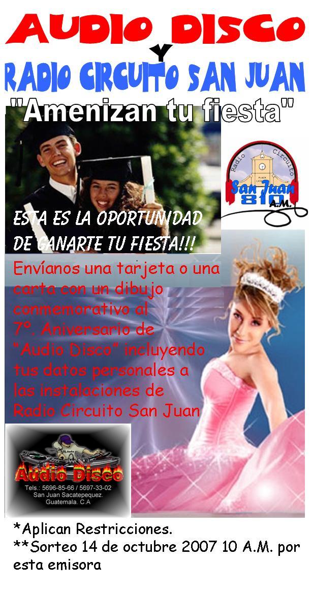 Fiesta Gratis