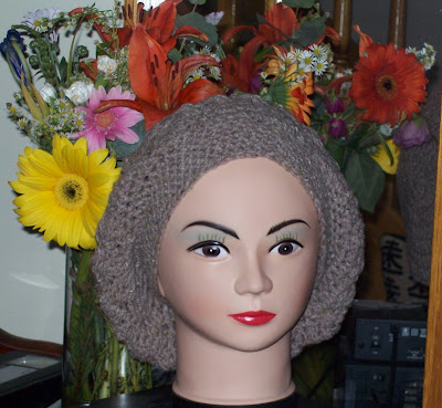 Head-Hugger Cap Crochet Pattern | Red Heart