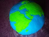 almohadon planeta tierra
