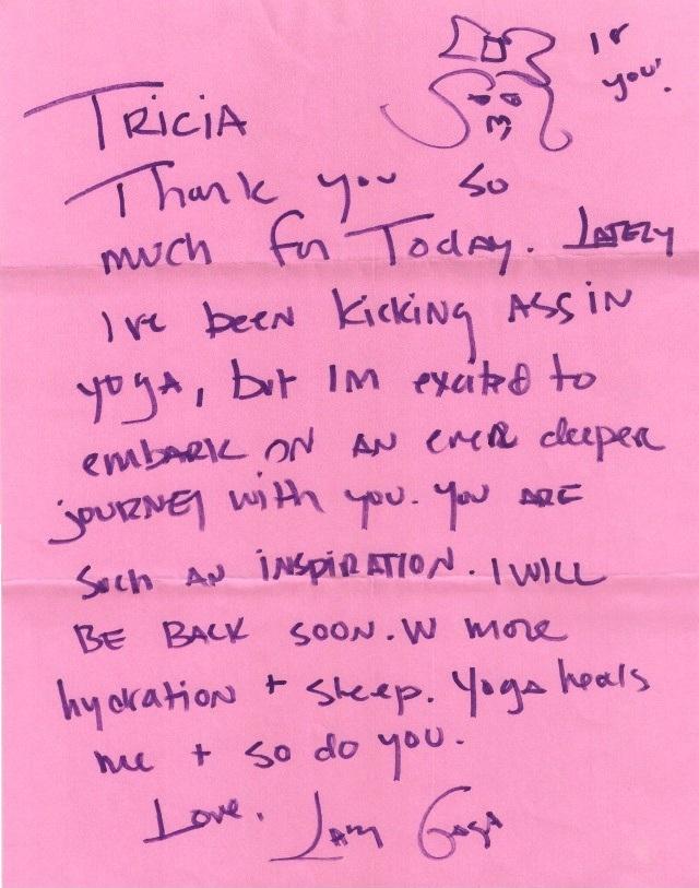 Carta Para Una Maestra