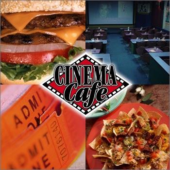 Cinema cafe coupons