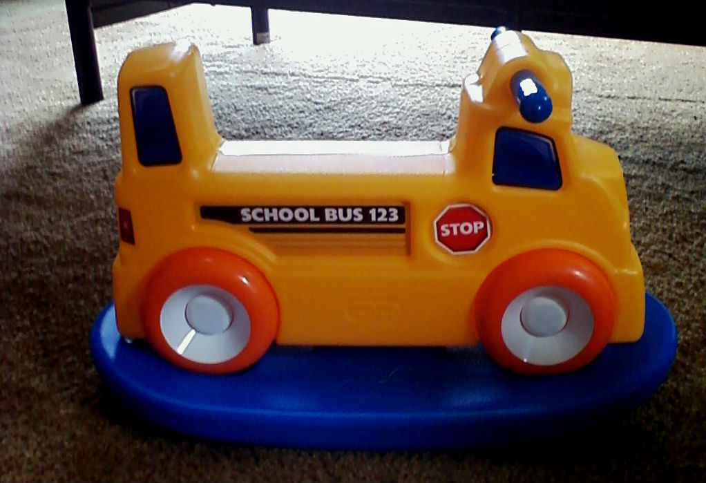 Little Tikes Ride On Toys : Marvelously messy little tikes school bus review