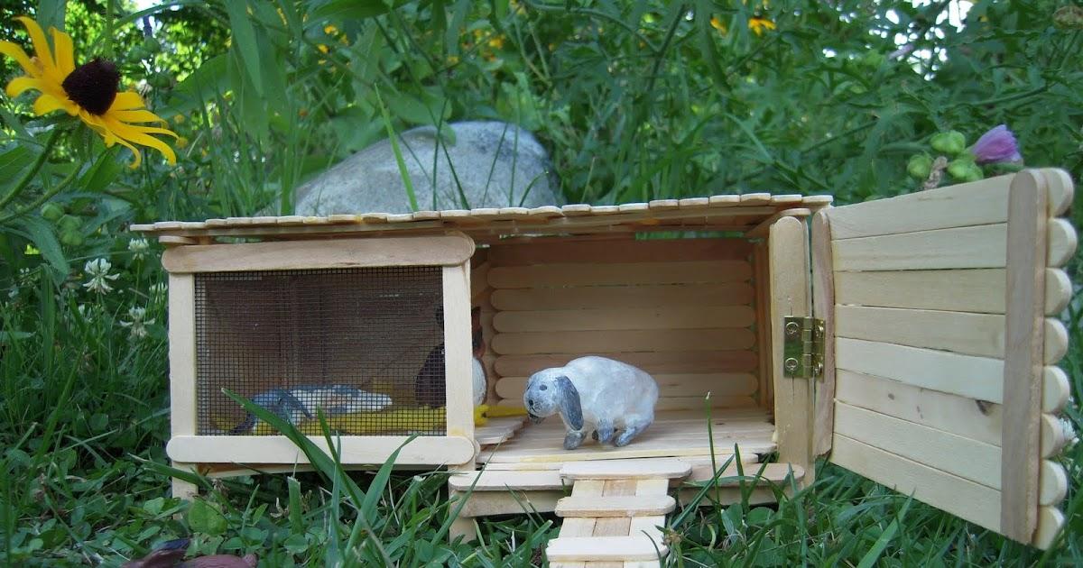 Marvelously Messy : Rabbit Hutch