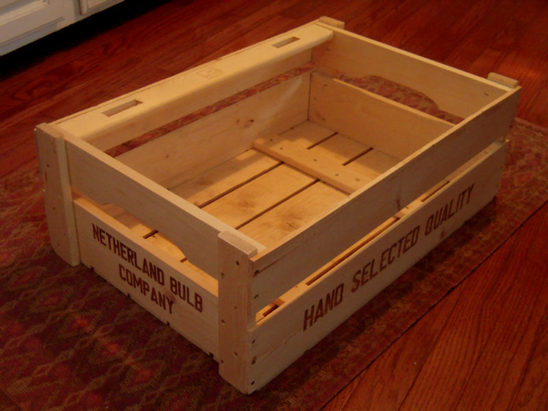 Wooden Dog Bed With Stairs