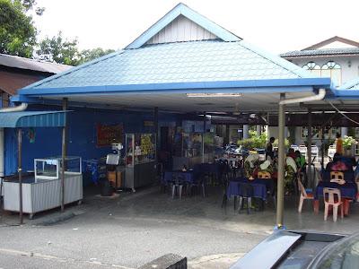 laksa kuala kedah. (along Jalan Kuala Kedah)