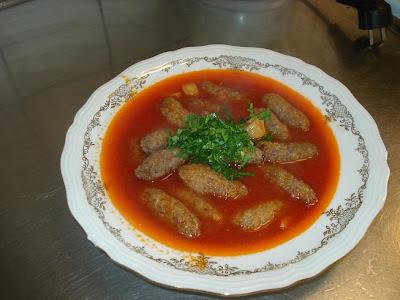 كفتة كبابي( اكلة تركية ).........بالخطوات