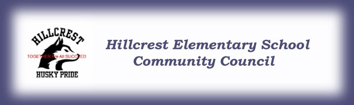 Hillcrest Elementary School Community Council