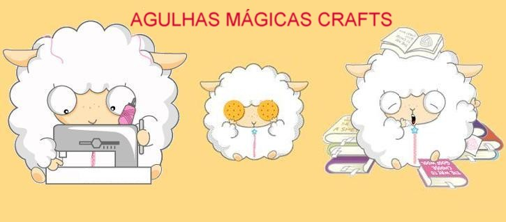 AGULHAS MÁGICAS CRAFTS