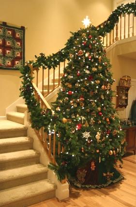 Christmas Time Guirlandes Maken