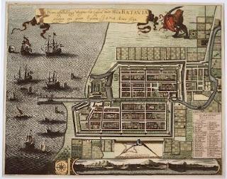 Batavia Old Maps