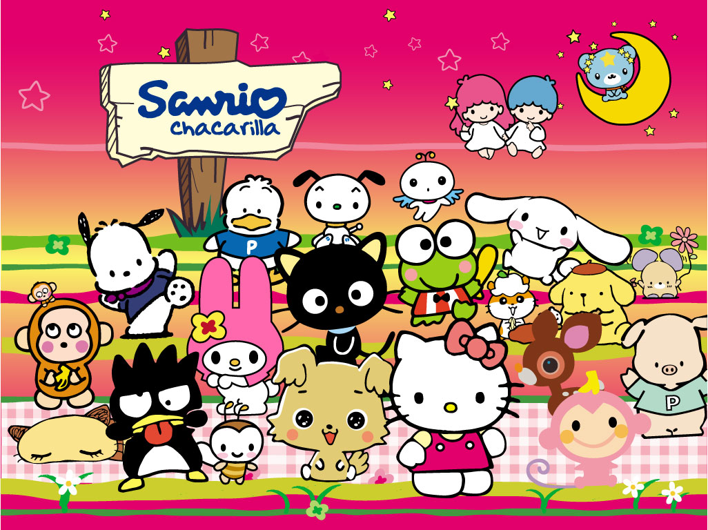 Simple Wallpaper Hello Kitty Friend - wall-sanrio-chacarilla1  Pic_92669.jpg