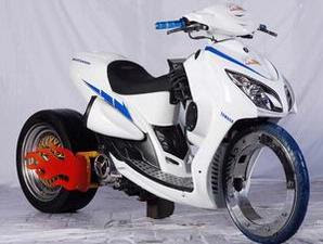 Modifikasi Lampu Belakang Yamaha Byson