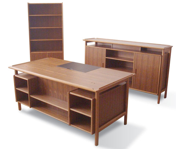 gift & home today: danish modern office furniture