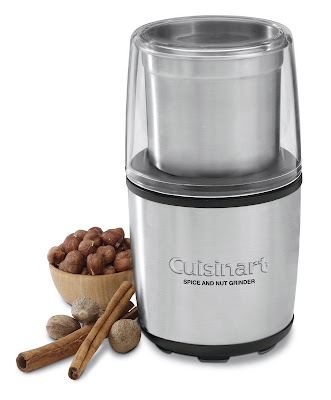 Cuisinart spice and nut grinder model SG-10