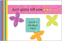 Just Gotta Tell You cards from Gently Spoken, Anoka, Minnesota. Click for a larger view.