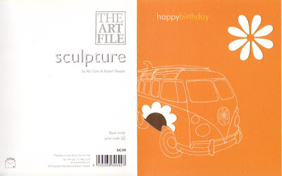 The Art File, a greeting card company based in England. www.artfile.com