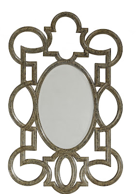 Theodore Alexander makes decorative accessories. These were introduced at the 2009 autumn High Point Furniture Market. Mirror Gift & Home Today