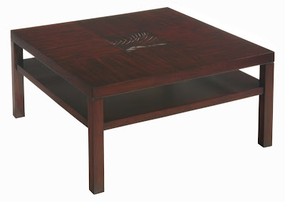 B. Smith Home collection for Hammary. Coffee table shown at High Point furniture market. Licensing transcultural multicultural furniture
