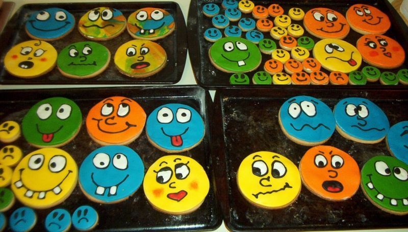 Cookies with a smile