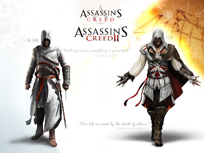 Wish List: Assassin's Creed