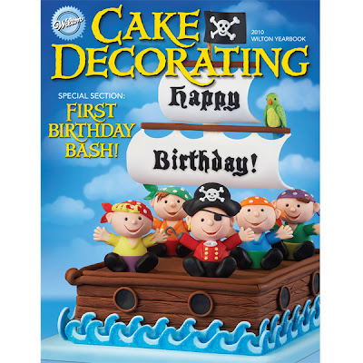 Cake Decorating Books Nz : Kiwi Cakes: Wilton 2010 yearbook is ALMOST here!