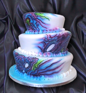 Kiwi Cakes: October 2010