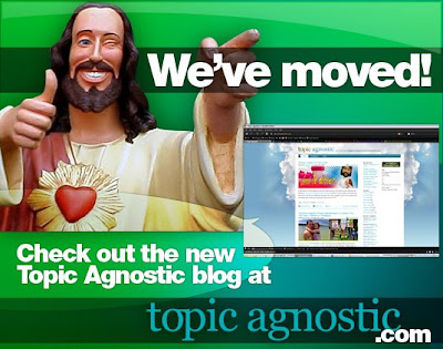 We've moved to www.TopicAgnostic.com