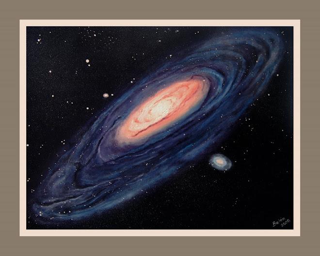 Galáxia de Andrómeda