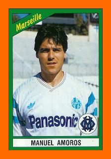 [Ancien joueur de l'OM] Manuel Amoros 24-Manuel+AMOROS+Panini+OM+1991
