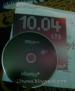CD original Ubuntu 10.04