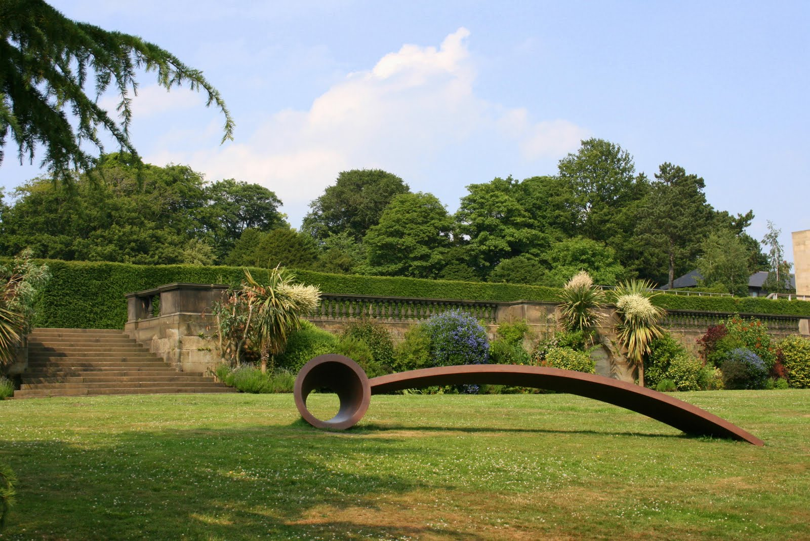 how to get to yorkshire sculpture park