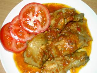 resep rica ayam