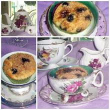 TEACUP MUFFINS